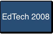 EdTech 2008