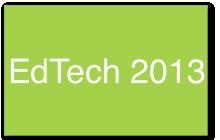 EdTech 2013