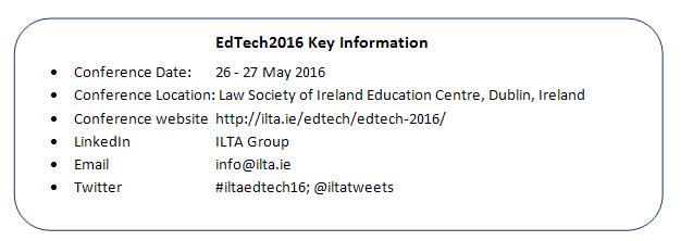 EdTech16_KeyINFO